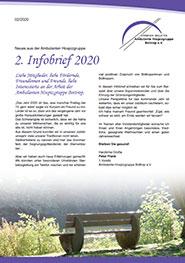 2. Infobrief 2020